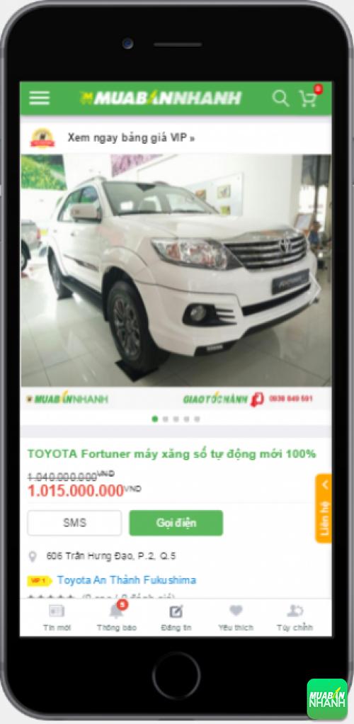 Đánh giá Toyota Fortuner 2016 từ người dùng trên Mạng xã hội MuaBanNhanh