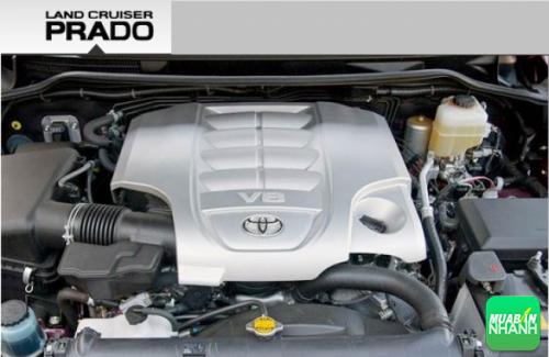 Trang bị động cơ Diesel lần đầu có mặt trên Land Cuiser 2016