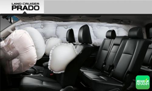 Mềm mại, dẻo dai, an toàn và hoàn hảo: Land Cruiser Prado 2016 bạn đồng hành tin cậy