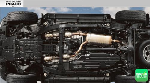 Nâng cấp trang bị kỹ thuật: Xe SUV gia đình với khả năng off-road ấn tượng!