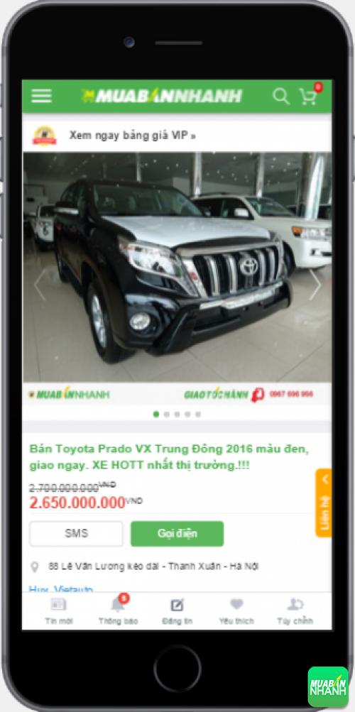 Đánh giá Toyota Land Cruiser Prado 2016 từ người dùng trên Mạng xã hội MuaBanNhanh