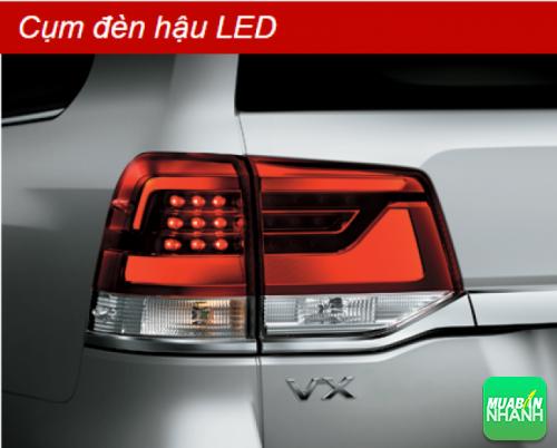 Cụm đèn hậu LED