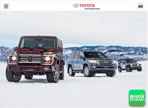 Đánh giá màu xe Toyota Land Cruiser 2016