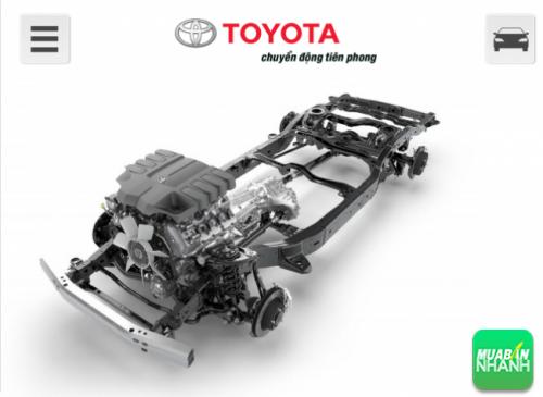 Thay đổi nâng tầm kỹ thuật Toyota Land Cruiser 2016: xứng danh SUV!