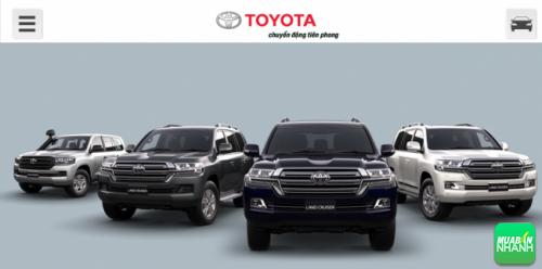 Land Cruiser 2016 hêm tiện ích, thêm phiên bản màu khẳng định đẳng cấp SUV