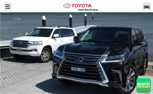 Những lý do nên mua ngay Toyota Land Cruiser 2016