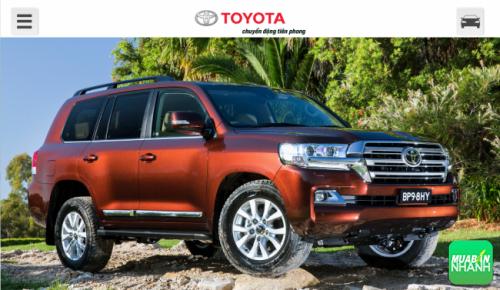 Một vài điểm trừ trên xe Toyota Land Cruiser 2016