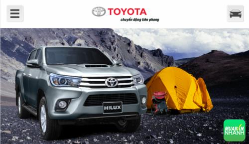 Đánh giá ngoại thất Toyota Hilux 2016