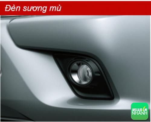 Đèn sương mù Toyota Hilux 2016