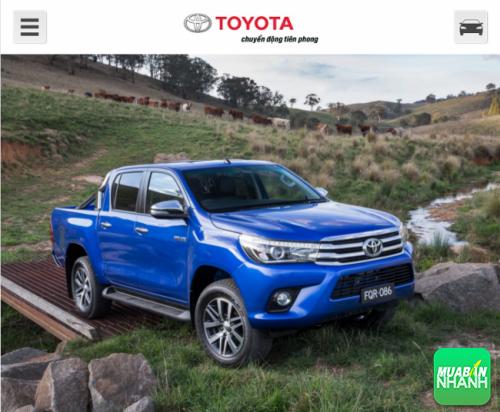 Những ưu điểm mua ngay kẻo lỡ trên bán tải Toyota Hilux 2016!