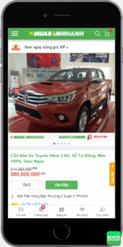 Đánh giá Toyota Hilux 2016 từ người dùng trên Mạng xã hội MuaBanNhanh