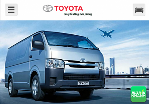 Đánh giá xe ôtô Toyota Hiace 2016
