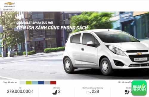 Đánh giá ngoại thất Chevrolet Duo 2016