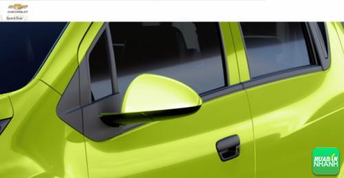 Gương chiếu hậu Chevrolet Duo 2016