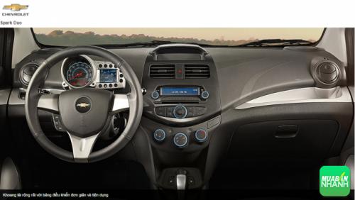 Nội thất Chevrolet Duo 2016