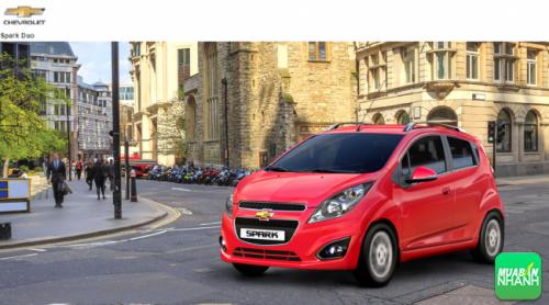 Đánh giá khả năng vận hành Chevrolet Duo 2016