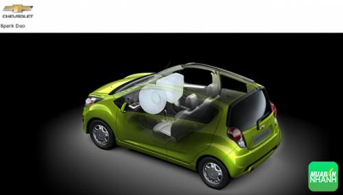 Túi khí Chevrolet Duo 2016