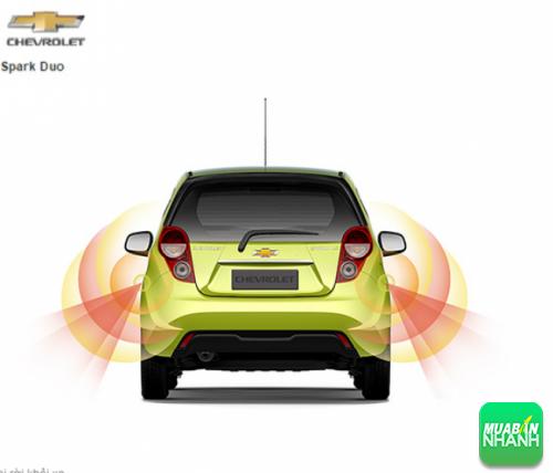 Hệ thống chống trộm Chevrolet Duo 2016