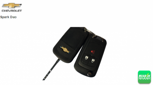 Khóa cửa điện Chevrolet Duo 2016