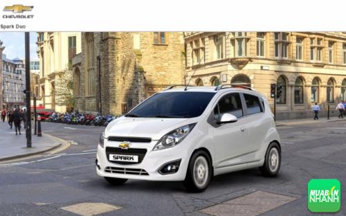 Đánh giá thông số kỹ thuật xe Chevrolet Duo 2016