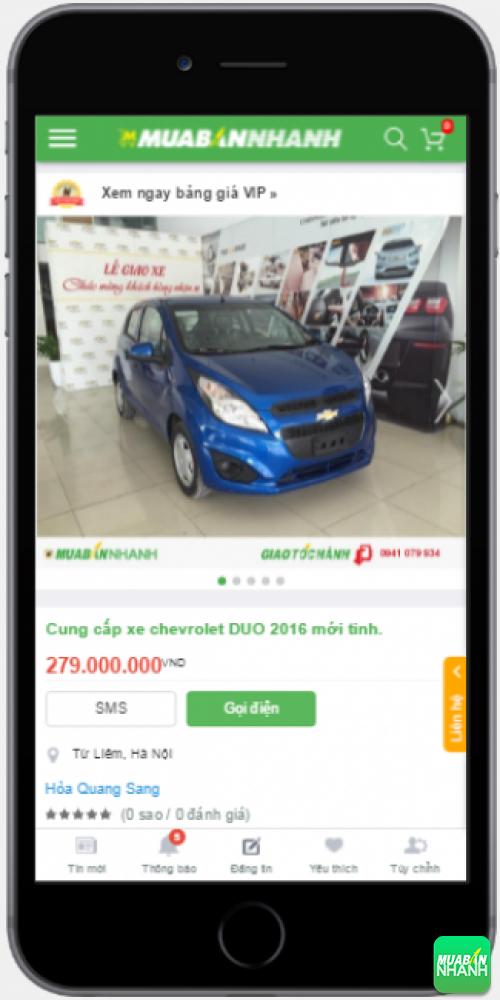 Đánh giá Chevrolet Duo 2016 từ người dùng trên Mạng xã hội MuaBanNhanh
