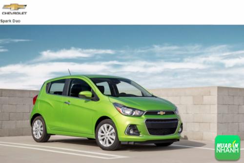 Những lý do nên mua ngay xe sang Chevrolet Duo 2016