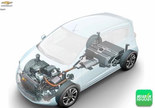 Đánh giá mức độ an toàn xe Chevrolet Spark 2016