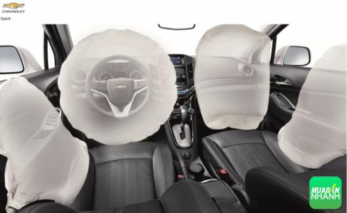 Các túi khí của Chevrolet Spark
