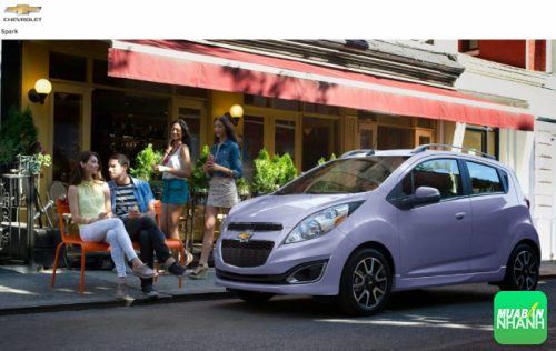 Đánh giá thông số kỹ thuật xe Chevrolet Spark 2016