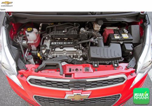 Động cơ và truyền động Chevrolet Spark 2016
