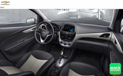 Nội thất Chevrolet Spark 2016