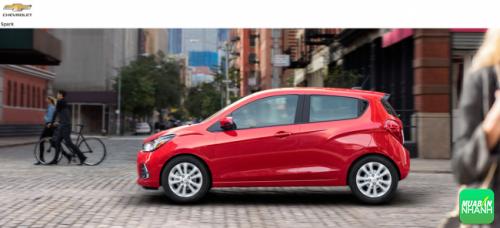 Kích thước Chevrolet Spark 2016