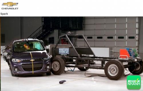 Chọn cỡ nhỏ, giá rẻ mà an toàn cao: Đừng quên Chevrolet Spark 2016