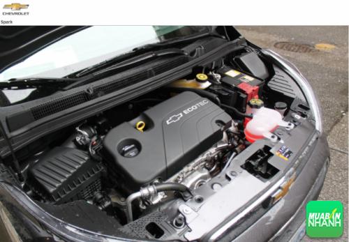 Sức mạnh động cơ làm nên thương hiệu Chevrolet Spark!