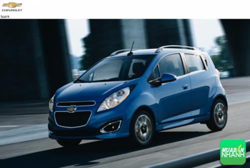Những lý do không thể không mua Chevrolet Spark 2016