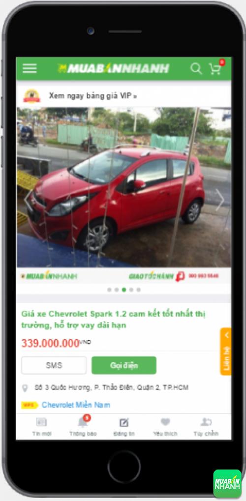 Đánh giá Chevrolet Spark 2016 từ người dùng trên Mạng xã hội MuaBanNhanh