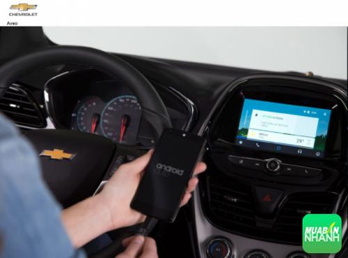 Tiện nghi Chevrolet Aveo 2016