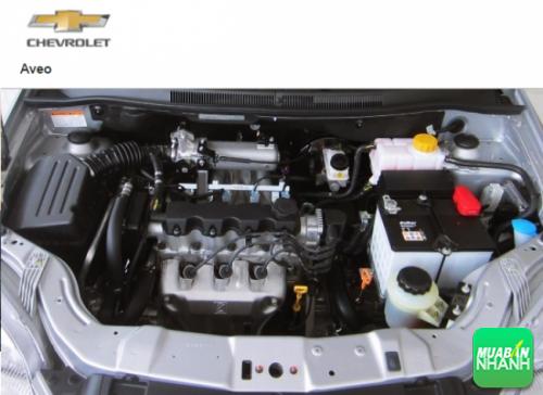 Chevrolet Aveo 2016 mang đến cảm giác lái vô cùng thú vị và hưng phấn trên mọi cung đường!