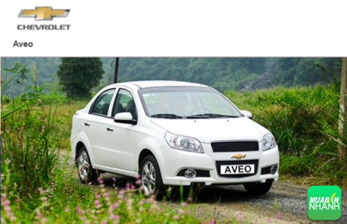 Những ưu điểm vượt trội khiến người dùng mê mệt Chevrolet Aveo 2016