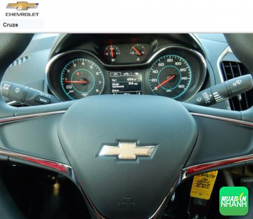 Động cơ và truyền động Chevrolet Cruze 2016