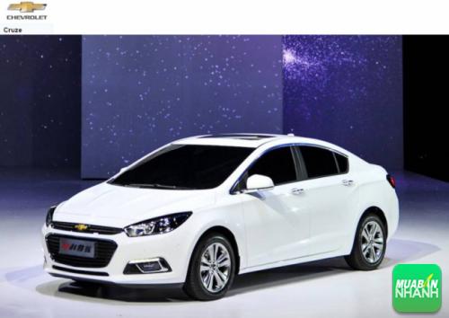 Đánh giá xe ôtô Chevrolet Cruze 2016: đối thủ mạnh nhất phân khúc sedan bình dân hạng trung