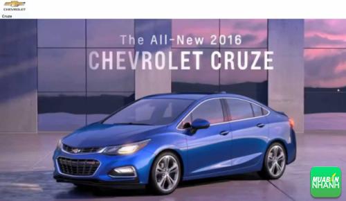 Chevrolet Cruze 2016: nhẹ hơn, mạnh mẽ hơn