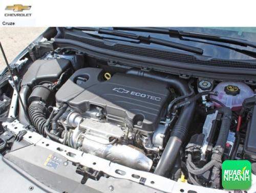"""""""Trái tim"""" của Chevrolet Cruze 2016 là động cơ Ecotec"""