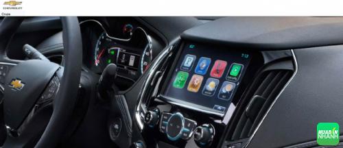 Nâng tầm kỹ thuật nhưng rất đáng mua trên Chevrolet Cruze 2016