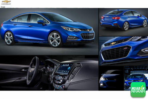Những lý do nên mua ngay Chevrolet Cruze 2016