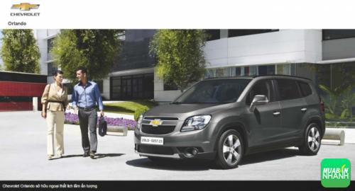Đánh giá ngoại thất Chevrolet Orlando 2016: thiết kế lịch lãm, ấn tượng