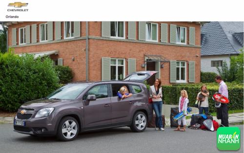 Đánh giá khả năng vận hành Chevrolet Orlando 2016: tăng tốc mượt mà trên mọi địa hình