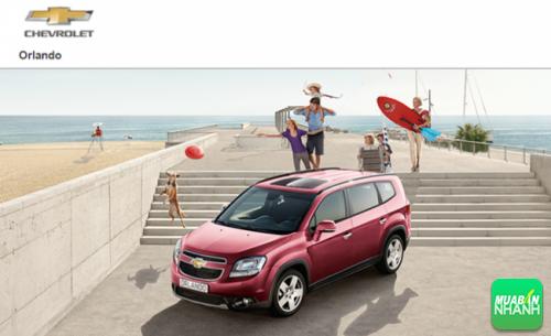 Đánh giá mức độ an toàn xe Chevrolet Orlando 2016: mạnh mẽ vượt mọi trượt ngại vật