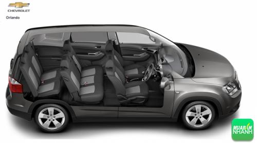 Đánh giá thông số kỹ thuật xe Chevrolet Orlando 2016: nâng cấp toàn diện để cạnh tranh