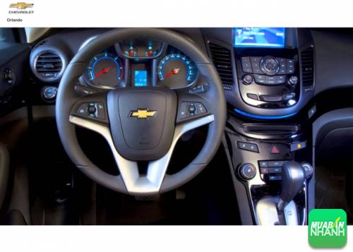 Tiện nghi Chevrolet Orlando 2016